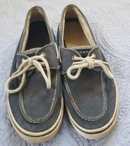Size 12 mens sperrys